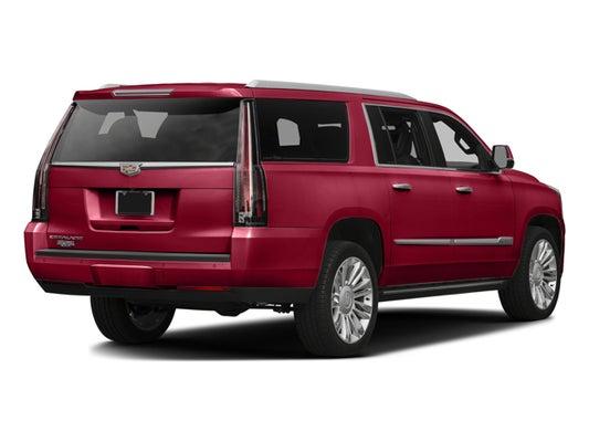 2016 Cadillac Escalade Esv Platinum In Lexington Park Md Ford