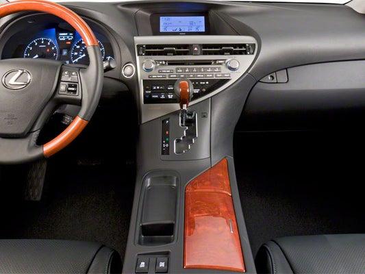 2012 lexus rx 350 interior colors