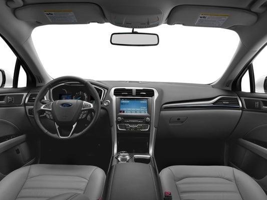 manual ford fusion hybrid 2017