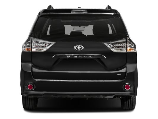 2017 Toyota Sienna Se In Lexington Park Md Ford