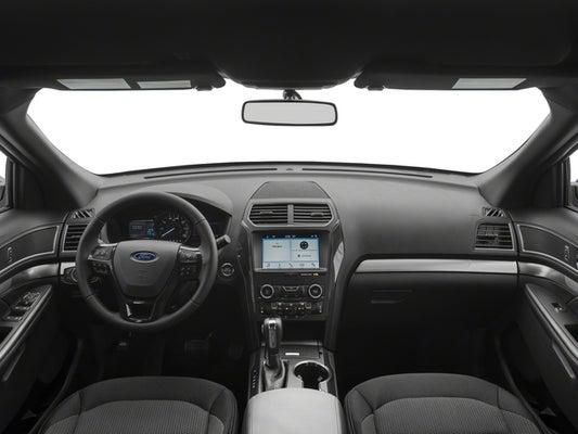 Black Ford Explorer >> 2018 Ford Explorer Xlt