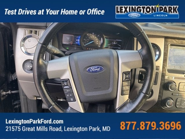 Ford Expedition El Limited In Lexington Park Md Lexington Park Ford