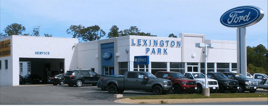 Ford Service Department | Automotive Service Lexington Park